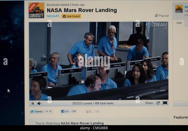 nasa mars rover live feed - photo #30