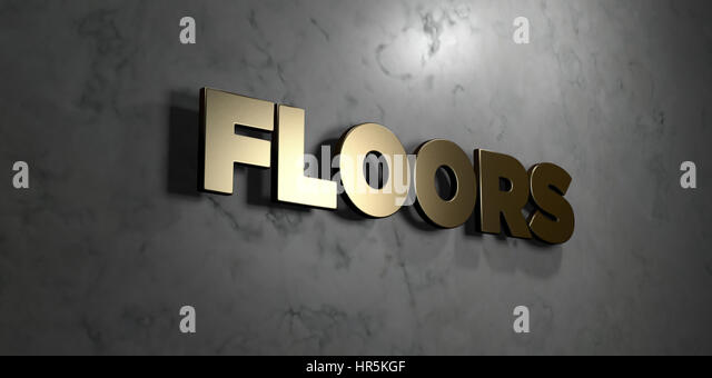 Marble Floors Stock Photos amp Marble Floors Stock Images  : floors gold sign mounted on glossy marble wall 3d rendered royalty hr5kgf from www.alamy.com size 640 x 340 jpeg 18kB
