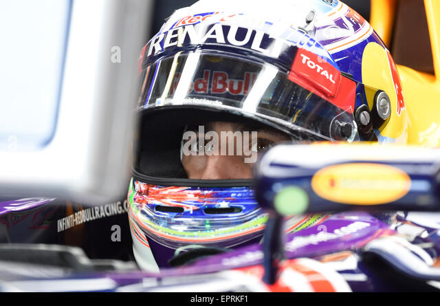 Monte Carlo, Monaco. 21st May, 2015. Daniel Ricciardo, Red Bull Racing, Formula 1 2015, Grand Prix of Monaco, 21.05.2015. - Stock-Bilder