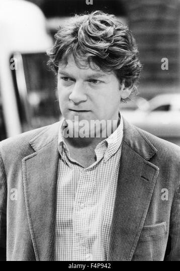 Kenneth Branagh / Celebrity 1998 directed by Woody Allen - Stock Image