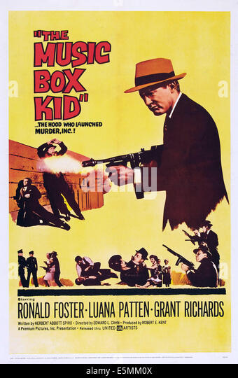 The Music Box Kid 1960 Review