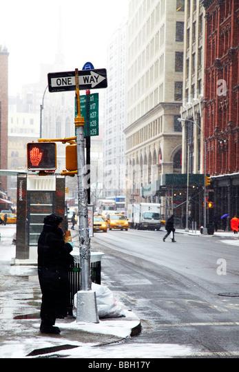 New York Street Stock Photos Amp New York Street Stock