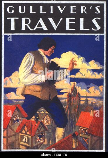 book report gullivers travel The work purports to be a travel book  gulliver's travels and millions of other  books are available for amazon kindle  the amazon book review.