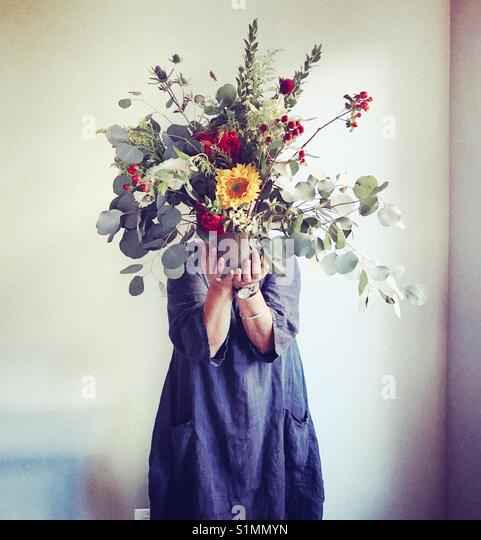 Bloomin heck! - Stock Image