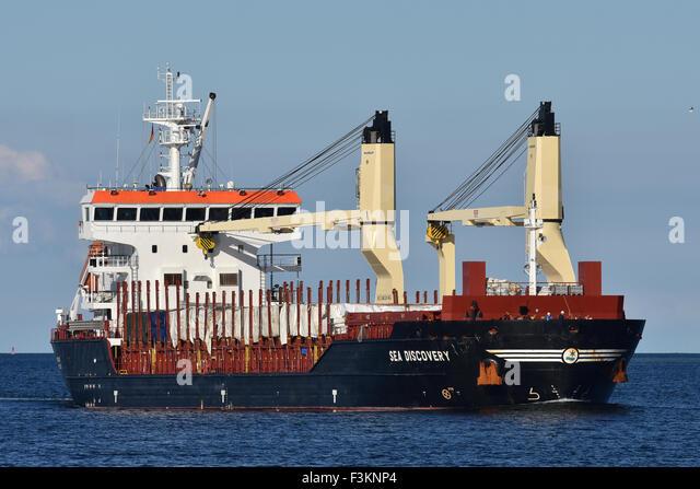 Sea Discovery - Stock Image