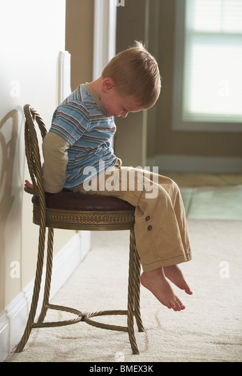 Time Out Child Punishment Stock Photos Amp Time Out Child