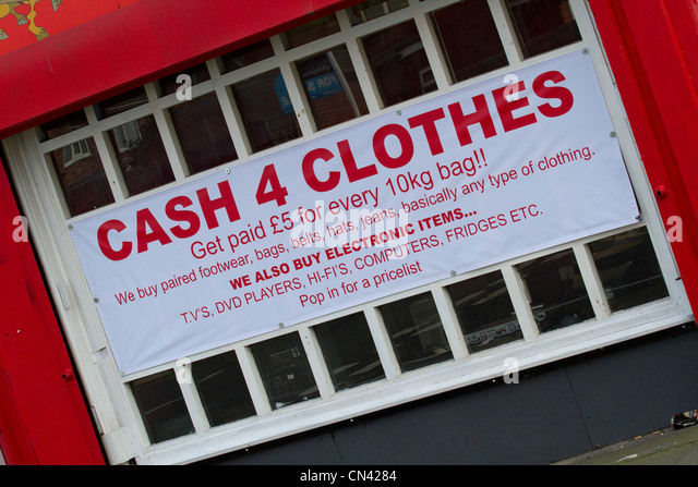 Cash for Clothes Liverpool We bet you can't remember the last time you cleared out your clothes in your wardrobes and drawers. Well, if you did, we expect that you will find things that you only ever wore a couple of times and regretted buying.