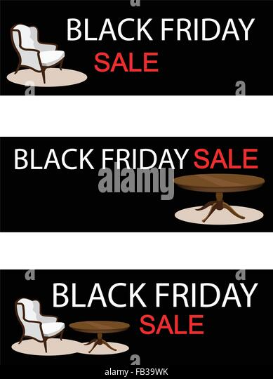 Chair stock vector images alamy for Furniture black friday