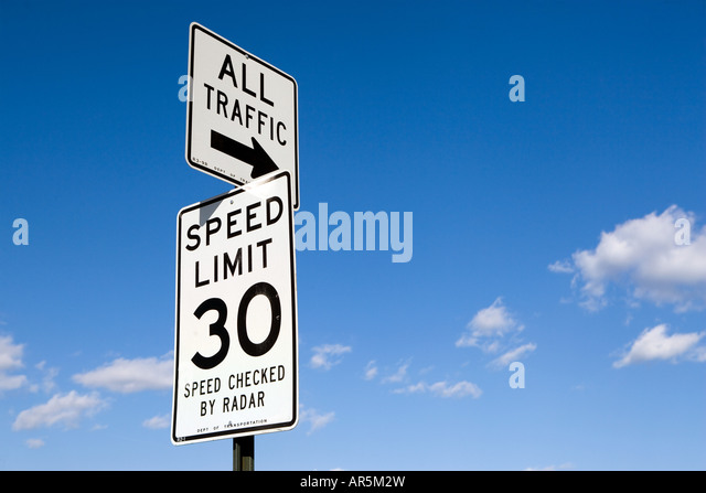 Road signs - Stock Image