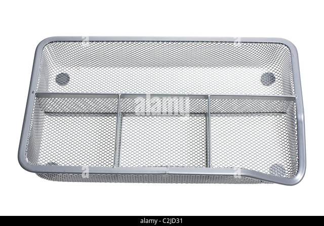 Stationary Tray - Stock Image