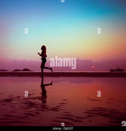 fitness background - Stock Image