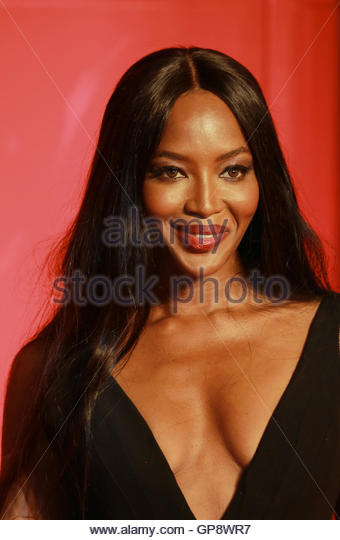 Venice, Italy. 02 September, 2016. Naomi Campbell attends the premiere of 'Franca: Chaos And Creation' during - Stock Image