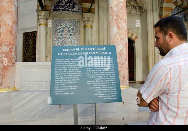 Sultan Murad Iii Stock Photos & Sultan Murad Iii Stock ...