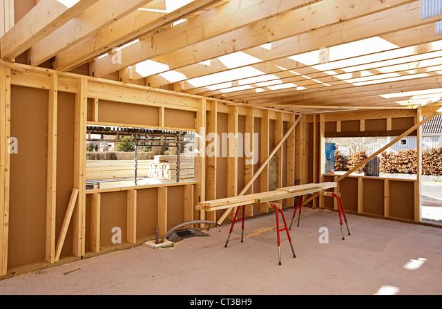 Wood Framing Stock Photos & Wood Framing Stock Images - Alamy