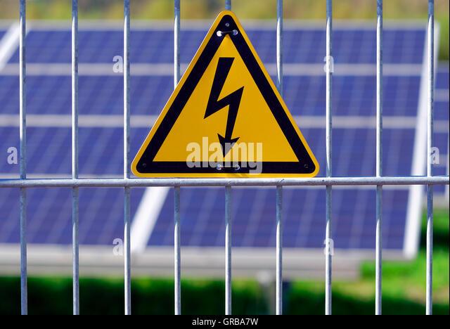 Dangerous Electrical Panel Stock Photos Amp Dangerous