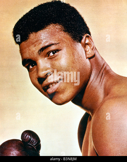a biography of boxer cassius marcellus clay muhammed ali He was born cassius marcellus clay jr on january 17, 1942, in louisville,  as  cassius clay, the boxer had been deemed a loudmouth who didn't know his.