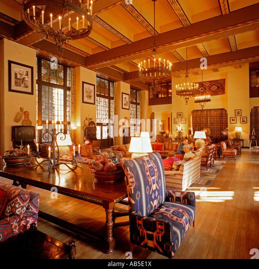 Ahwahnee Hotel Kitchen Yosemite California: Ahwahnee Valley Stock Photos & Ahwahnee Valley Stock