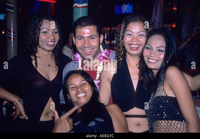 girls bar Mature thai