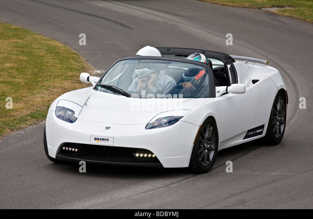 2009 Brabus Tesla Roadster Car Pictures
