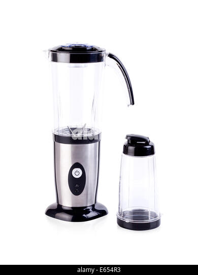 Empty Juice Blender ~ Fruit smoothie blender stock photos