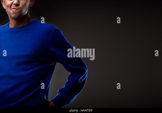 there is something wrong even if I don't really know exactly what - Stock Image