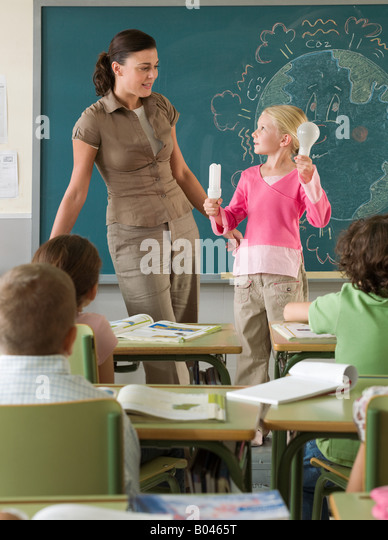 Environmental show and tell - Stock Image