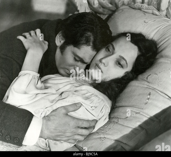 WUTHERING HEIGHTS - 1939 Goldwin film with Merle Oberon and Laurence Olivier - Stock-Bilder