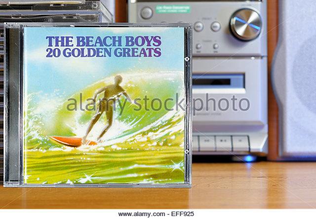 The Beach Boys  Golden Greats Songs