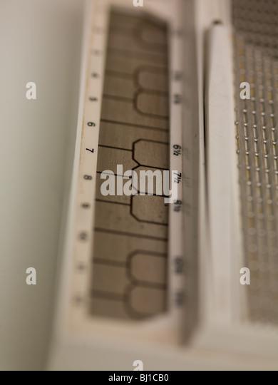 Stylophone - Stock Image