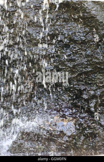 Artificial waterfalls stock photos artificial waterfalls for Artificial waterfalls design