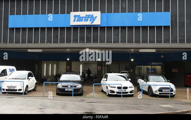 Leicester Car Hire Companies