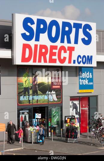Sports Shoe Shop Kensington