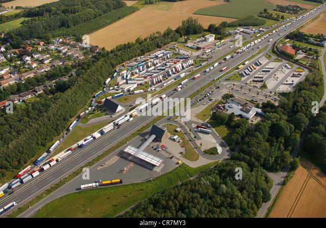 Aerial Service Area - Aerial Service Area