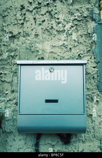 Letterbox - Stock Image