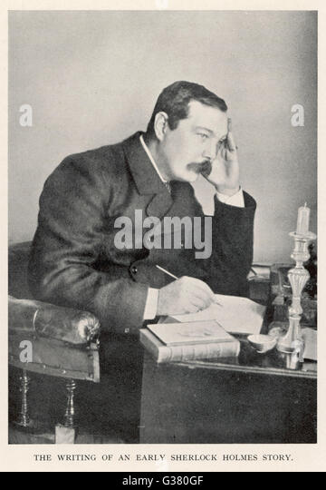 arthur conan doyle build essay We will write a custom essay sample on both arthur conan doyle and roald dahl cover the issues of crime and punishment specifically for you for only $1638 $139 /page order now.
