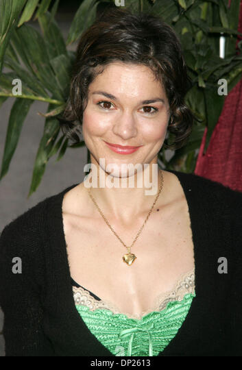May 17, 2006; New York, NY, USA; Actress HEATHER GOLDENHERSH at the arrivals for the CBS 2006-2007 Primetime Upfront - Stock Image