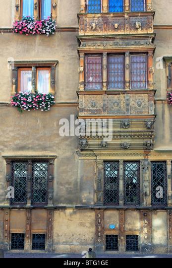 maison close Haut-Rhin
