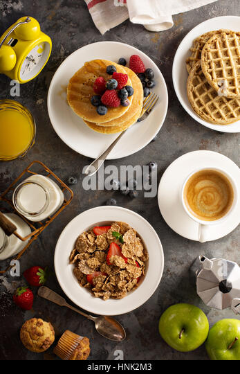 healthy breakfast fruit healthy fruit pancakes