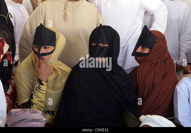Sultanate of Oman, Ash Sharqiyah Region, Sinaw, souk - Stock Image