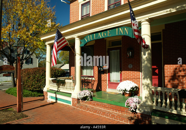 Historic downtown lancaster stock photos historic for Country living inn lancaster