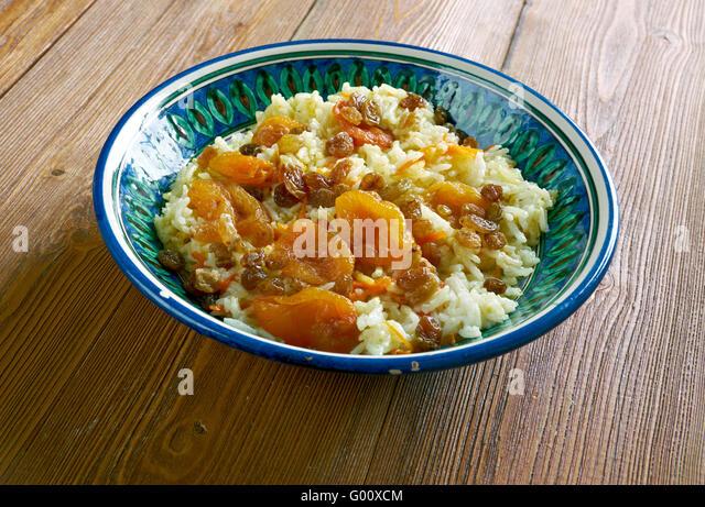 Gormandize: Spicy Tofu Palau (Afghanistan's National Dish - Vegan