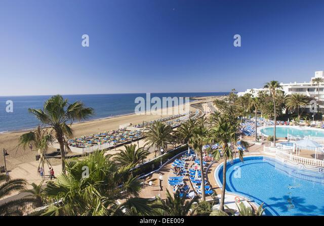 Matagorda Bay Lanzarote Canary Islands Spain