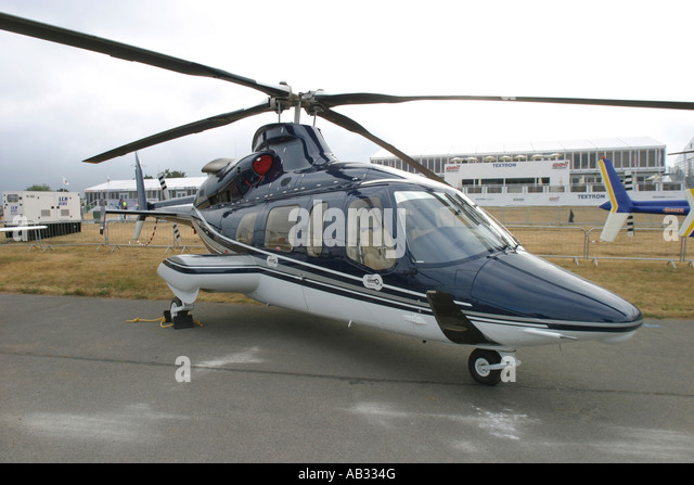 Executive / utility helicopter Bell 430 - Stock Image