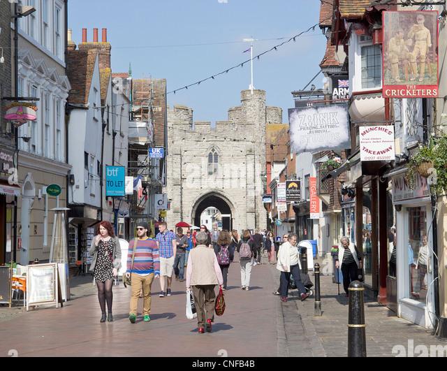 Canterbury Arts And Crafts Shop