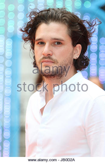London, UK. 7th June, 2017. Kit Harington attends the preview party for the Royal Academy Summer Exhibition at Royal - Stock Image