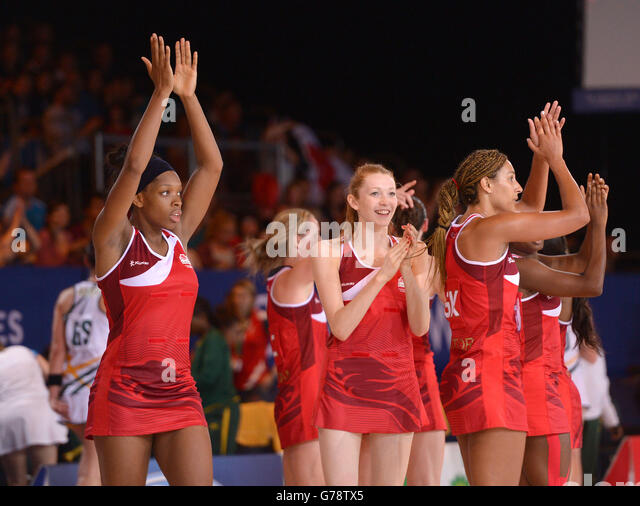 I Love Wallpaper Blaydon : Netball Team Stock Photos & Netball Team Stock Images - Alamy