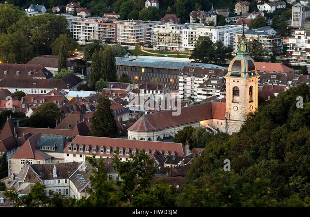 Bourgogne stock photos bourgogne stock images page 5 alamy - Besancon cite des arts ...