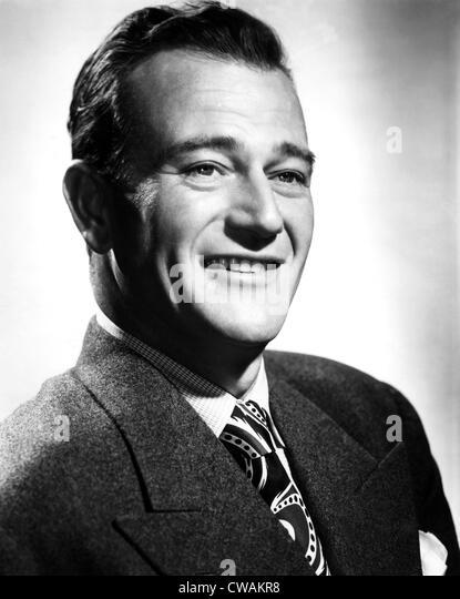 John Wayne, (1907-1979), Academy Award winning actor, 1944.. Courtesy: CSU Archives / Everett Collection - Stock-Bilder