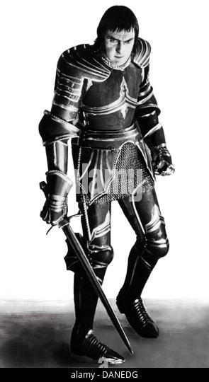 JOHN BARRYMORE (PORTRAIT) 'THE SHOW OF SHOWS (1929)' (Richard III in 'Henry VI Part III') JBAR 001 - Stock Image