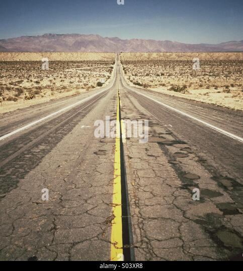 long straight road - photo #18